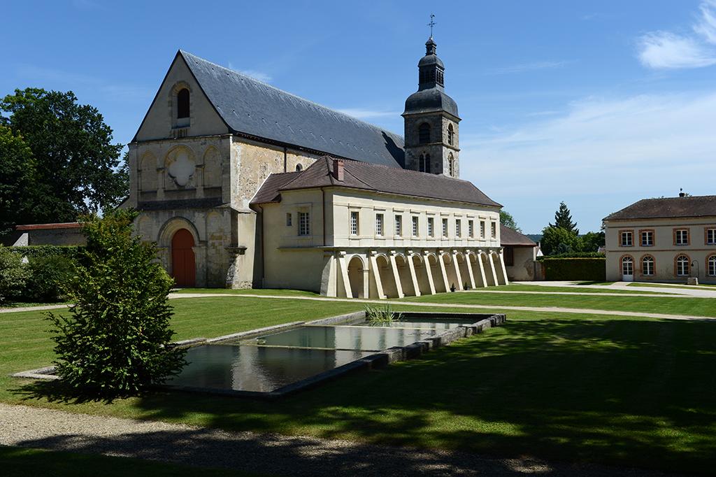 Abbaye de Hautvillers patrimoine LVMH par Feng et Alain Hatat agence Rêve Ville