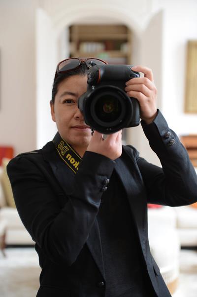 Autoportrait Feng Hatat par Feng Hatat, agence Rêve Ville