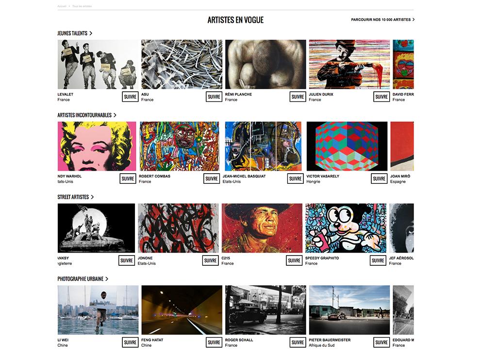 Feng Hatat fait parti d'artistes en vogue sur Artsper