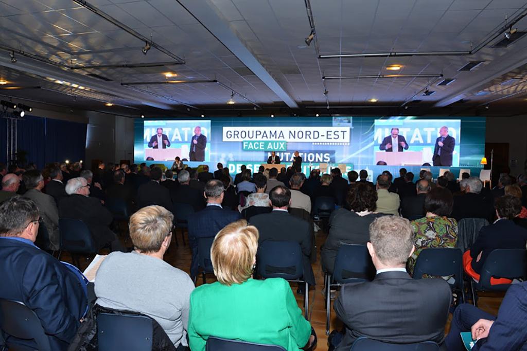 Groupama Assemblée Générale 2016