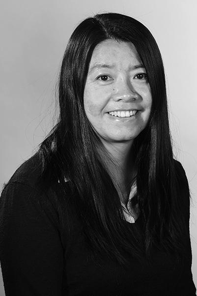 Portrait noir et blanc Feng Shang Hatat