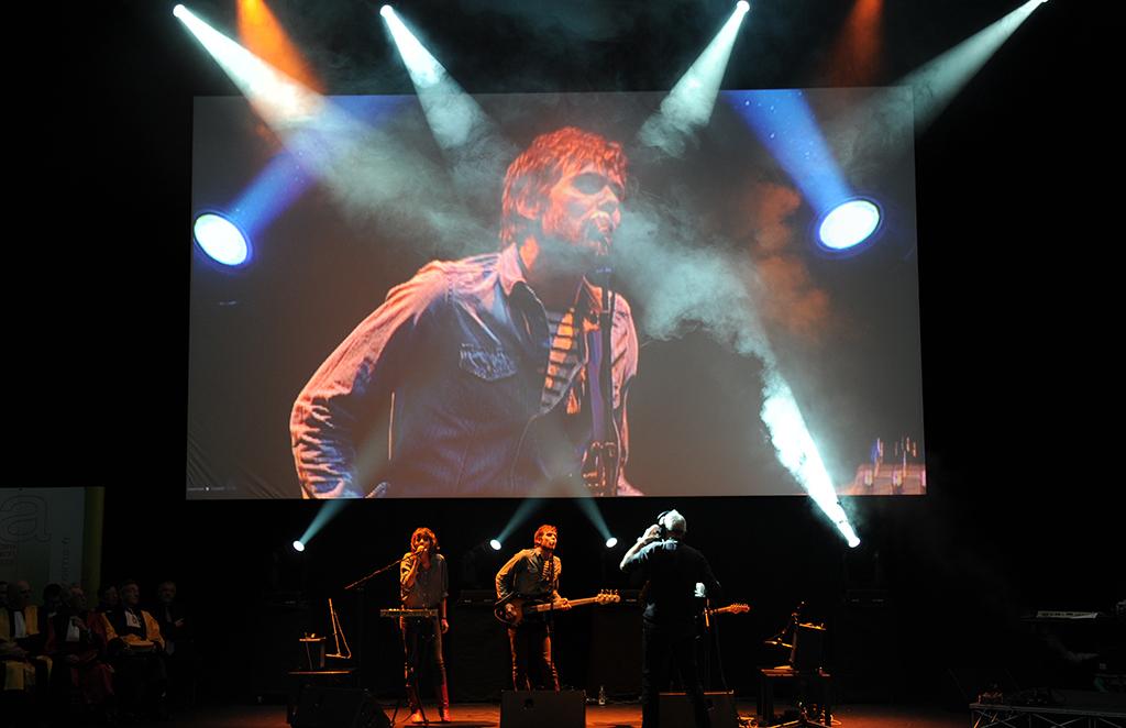 Concert pendant la remise de diplôme Université Reims Champagne Ardenne